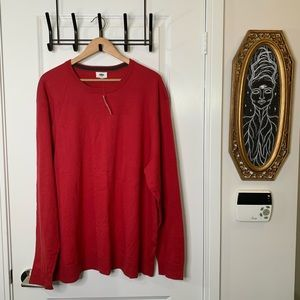 Red XL Sweater
